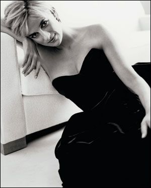 princess diana : by mario testino May she forever watch over and protect her sons. God Bless Lady Diana Spencer the People's Princess