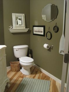 The 25+ Best Olive Green Bathrooms Ideas On Pinterest | Olive Green Decor, Green  Painted Rooms And Olive Kitchen