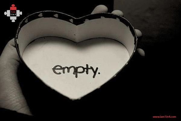 Do you ever just feel empty? Inside your body, your mind. Mute, alone, supposed to be happy https://iam1in4.com/2017/09/feeling-empty-an-empty-poem/