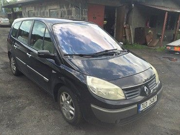 Renault Grand Megane Scenic