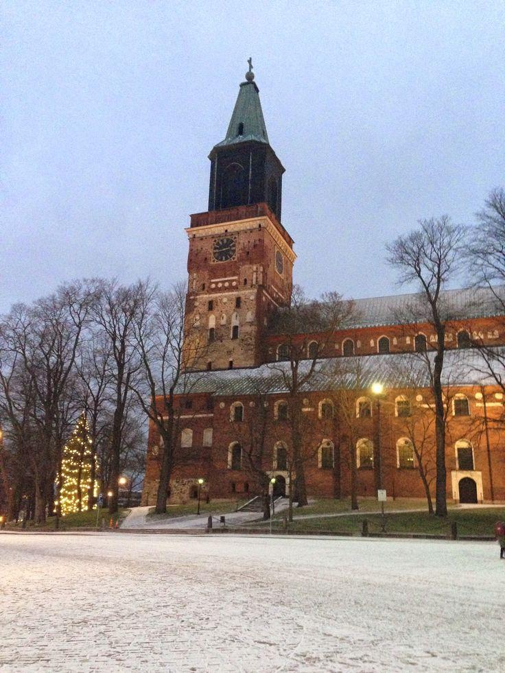 Turku Tuomiokirkko Finland