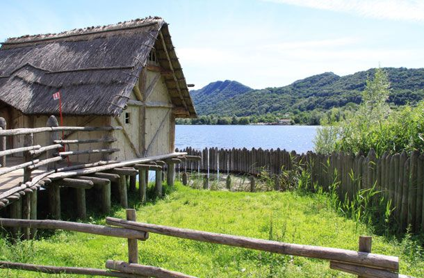 Parco Archeologico Didattico del Livelet - Homepage