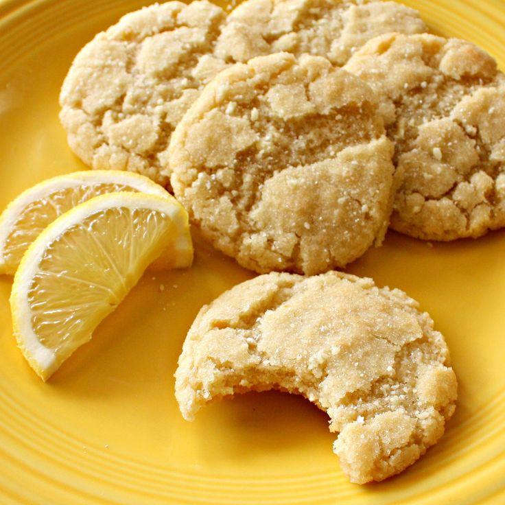 citronove cookies