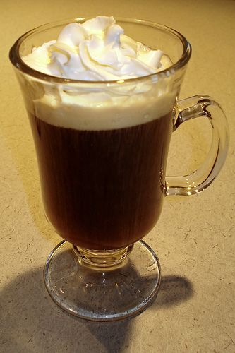 Irish Coffee | Something Irish | Pinterest