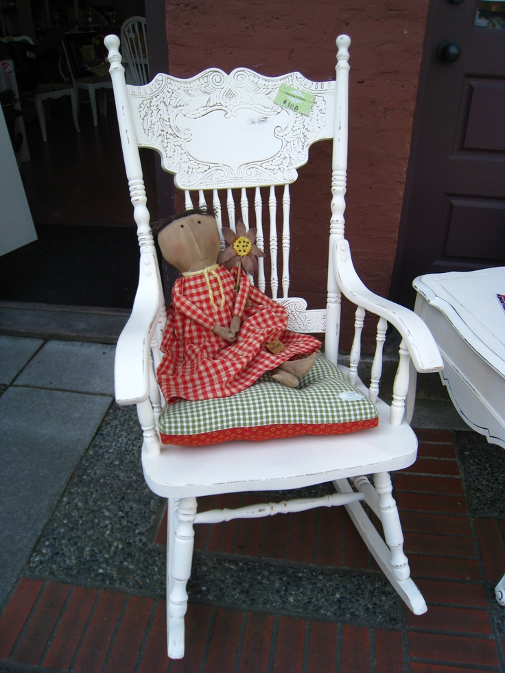 annie sloan paints rocking chairs cant wait rocker painted furniture ...