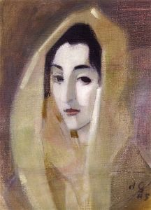 Spanish Woman, after El Greco - Helene Schjerfbeck - The Athenaeum