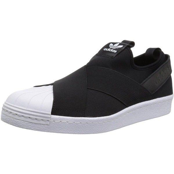 c2eeee8f5b684 Amazon.com | adidas Originals Women's Shoes | Superstar Slip On W ...
