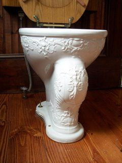 Everything Classic, Collectible, Vintage and Antique: Antique Toilet | Victorian Style Toilet