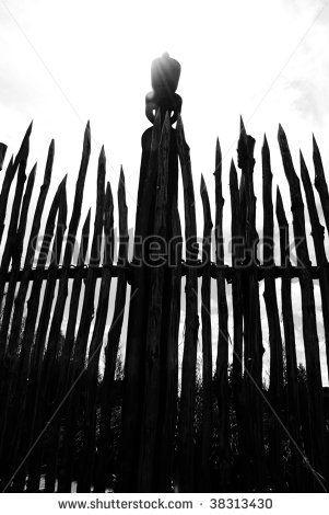 Image result for Maori fences