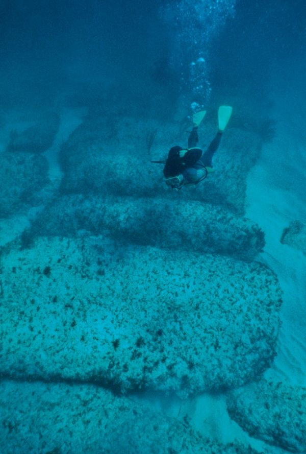 he Bimini Road, sometimes called the Bimini Wall, is an ...