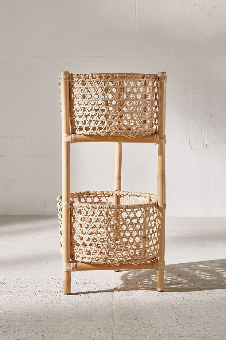 Rattan Two Tier Stand                                                                                                                                                                                 More