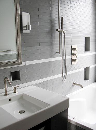 Sink and tub Nooks  來自 designbuildinhabit - DECOmyplace 居家誌