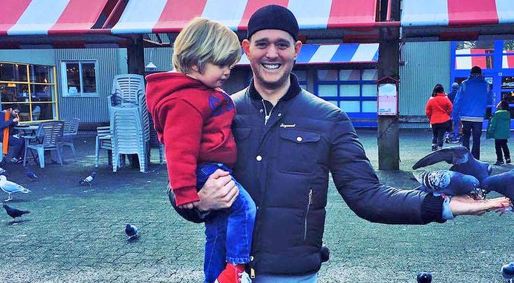 Country Music Lyrics - Quotes - Songs Michael buble - Michael Bublé Reveals 3-Year-Old Son Has Cancer, Has 'Put Career On Hold' - Youtube Music Videos http://countryrebel.com/blogs/videos/michael-buble-put-career-on-hold-reveals-3-year-old-son-has-cancer