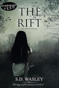 Cover Reveal: The Rift by S.D. Wasley