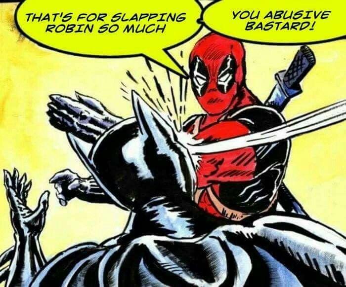 76 best Batman slapping Robin images on Pinterest | Funny ...
