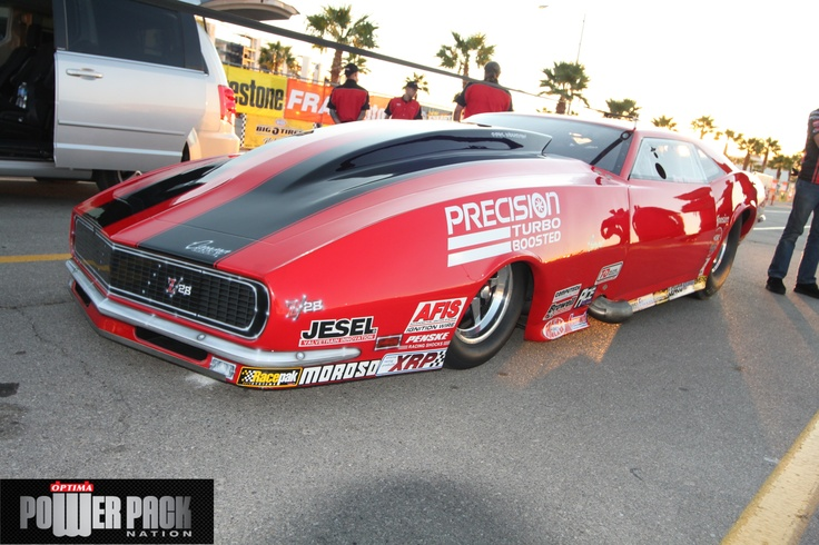 This is what a 1968 camaro z 28 looks like at the strip at for Las vegas motor speedway drag strip
