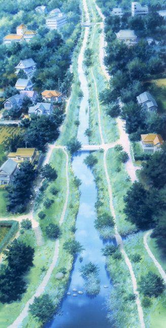 The Narrative World of Ghibli Art Director Nizo Yamamoto | Spoon & Tamago