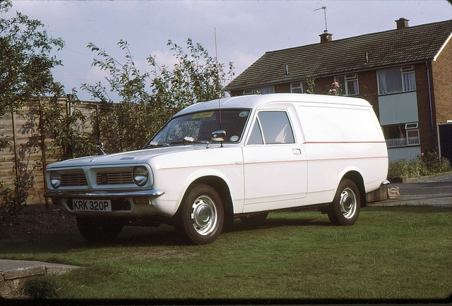 "Morris Marina Van  Raddy's was much more ""pimped"" !"