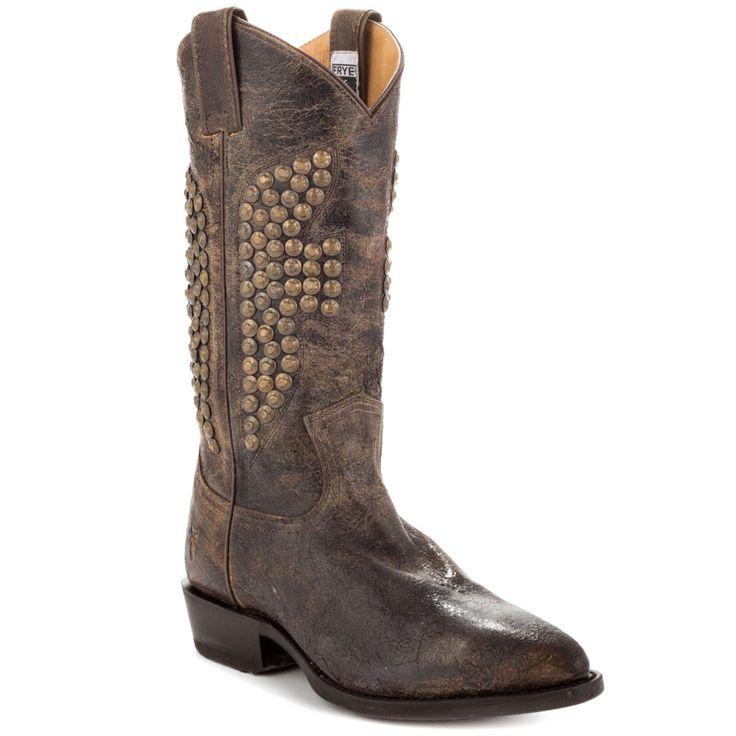 Billy Hammer Stud 77587 - Choc, Frye Shoes, 350.99, FREE Shipping!