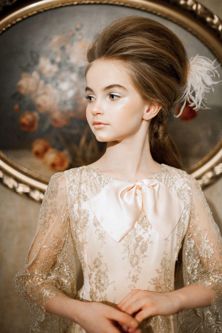 "Aristocrat Kids AW2017/18 ""Royal Treasures"" collection"