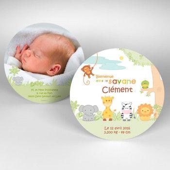 Faire-part naissance - Naissance.fr