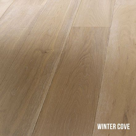 Heartridge Engineered Timber Flooring in Woodland Oak, Winter Cove