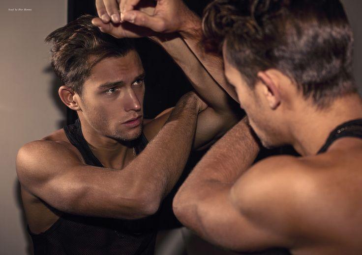Lucas Garcez by Photographer Joseph Lally 160511 02   Male Celeb News