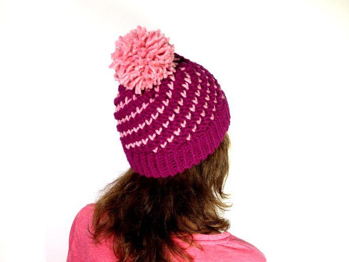 249 best Tejer con telar circular images on Pinterest   Weaving ...