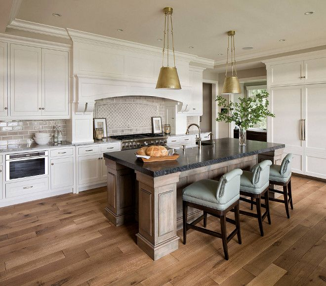 Kitchen flooring. The kitchen flooring is a wide-plank, riffed and quartered…