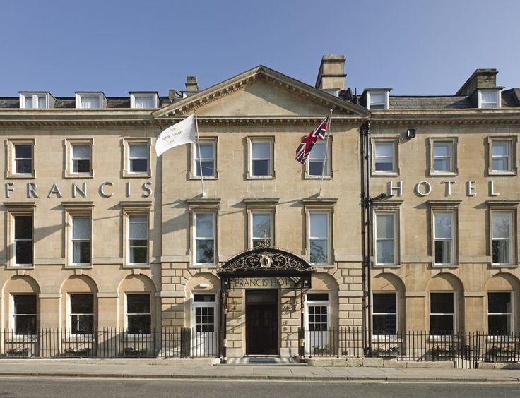 Francis Hotel in Bath, England
