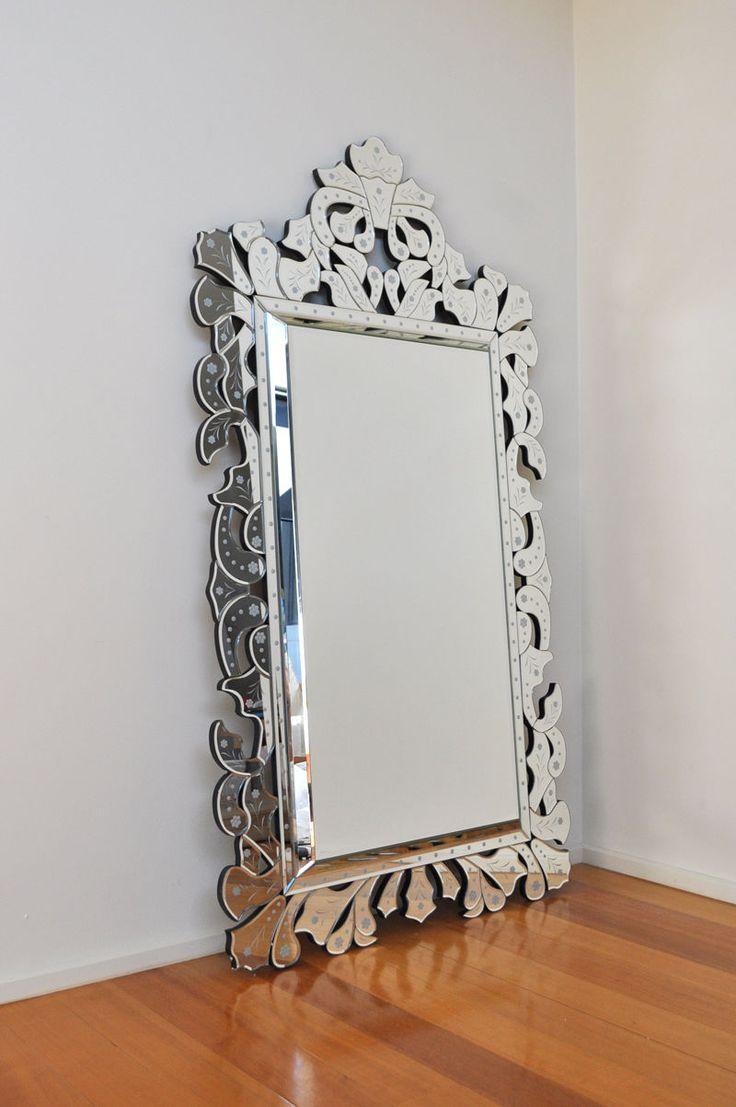 Venetian Chic 2nd Massive Wall Mirror Classic Brand NEW RRP$699 Venetian Mirror | eBay- Huge Mirror
