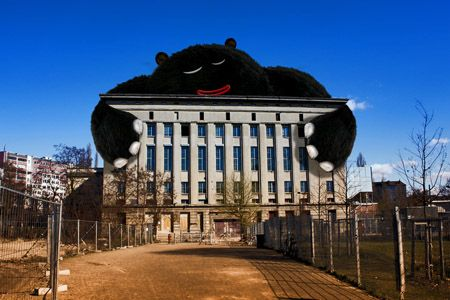 In love with #berghain
