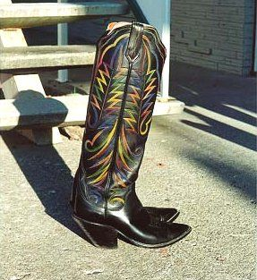 Chris Bennett Boots