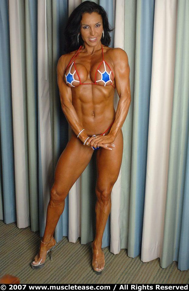 42 best Ines Jimenez images on Pinterest | Muscle, Muscles