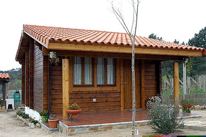 Caba as rusticas buscar con google caba as nativas sur - Cabanas casas prefabricadas ...