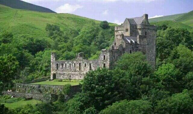 Castle Campbell, Scotland