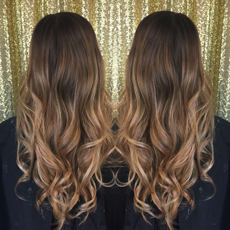 Best 25 ombre hair brunette ideas on pinterest brunette ombre balayage hair brunette to blonde urmus Choice Image
