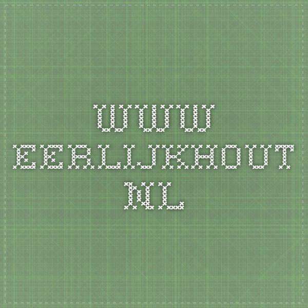 www.eerlijkhout.nl