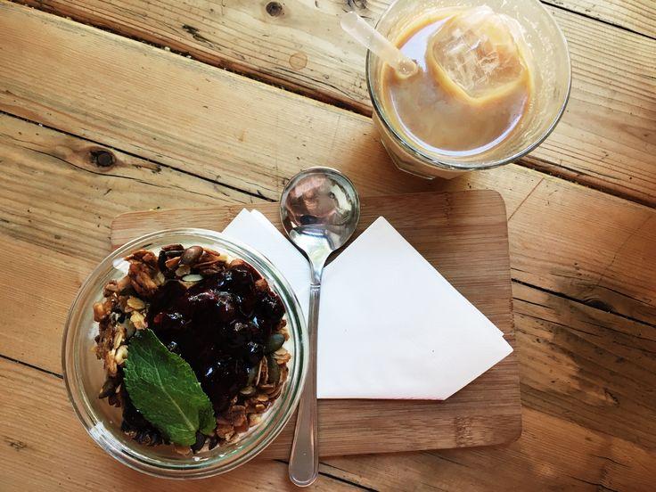 Silo Coffee in Berlin | Chia Pudding