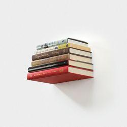 Etagere invisible pour livres