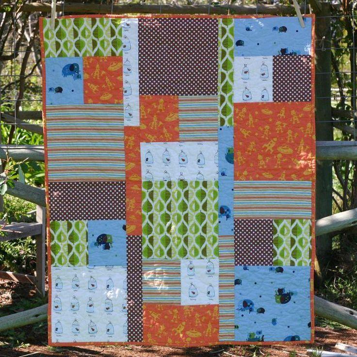 Quilt Pattern For 9 Fat Quarters : 25+ unique Fat quarter quilt ideas on Pinterest Fat quarter quilt patterns, Quilt sizes and ...