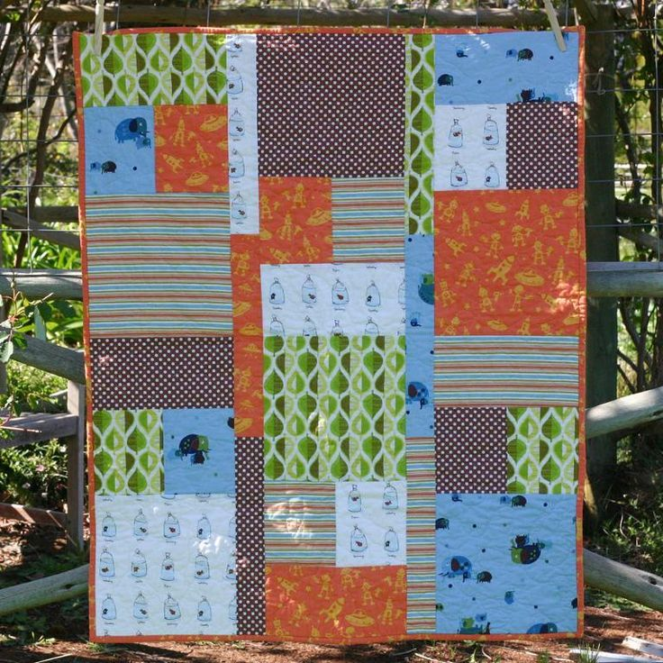 Quilting: Easy Fat Quarter Quilt home made Pinterest Fat quarters, Quilt and Free pattern
