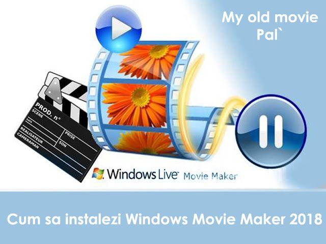 Windows movie maker download (windows 7)