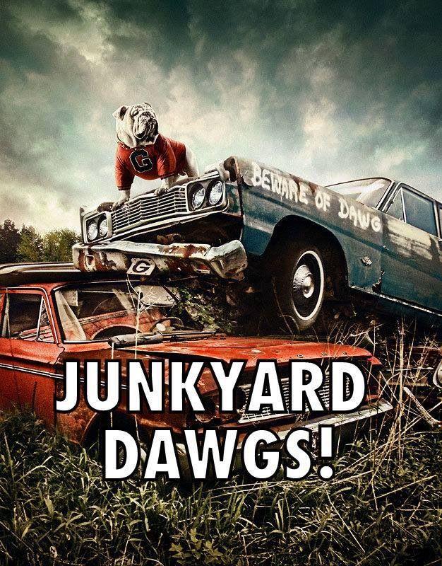 """Go Dawgs"""""""