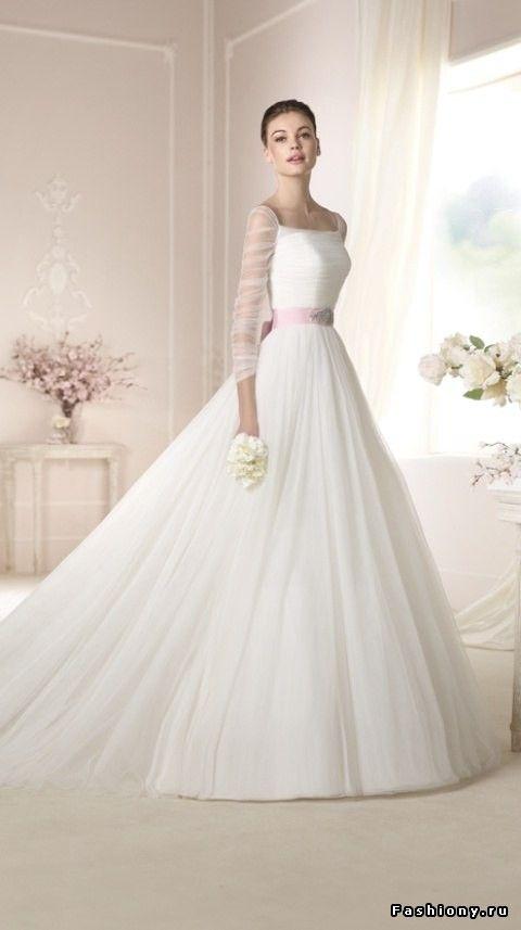 Всё для свадьбы: свадебные платья