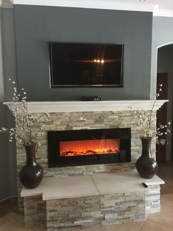 139 best images about Electric Fireplaces on Pinterest