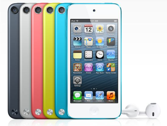 Apple iPod Touch (2012) review