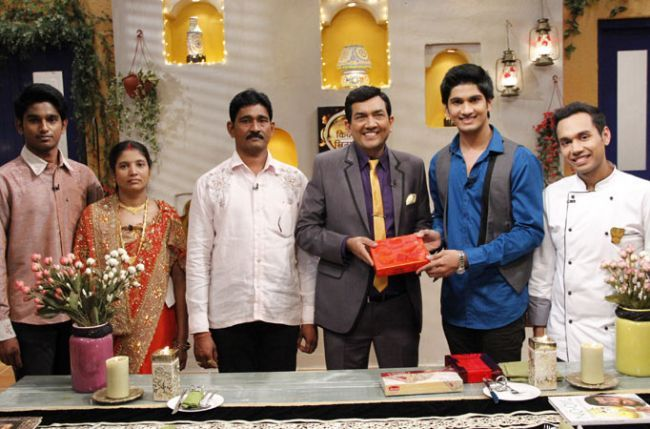 Actor Sandesh Gour to feature in the 'Youngistan India Week' of Sony TV's Kitchen Khiladi