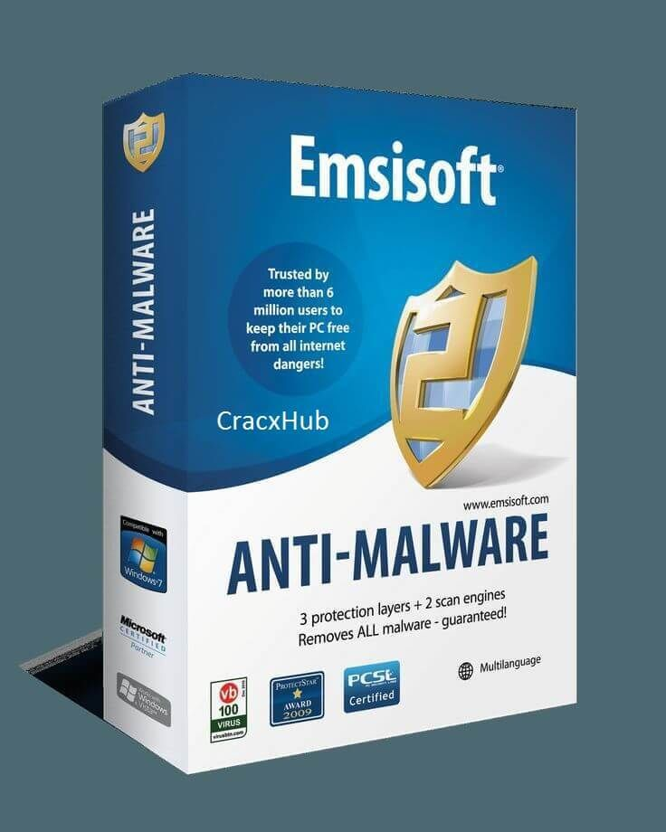 Emsisoft Anti-Malware 10 License Key Crack is the world's best software against Virus, malware other harmful files. Download License Key + Crack from here.