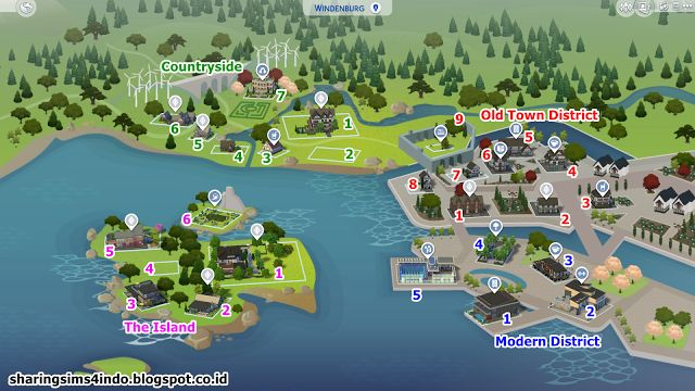 Windenburg #simss 4 #world